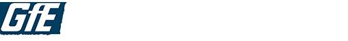 GfE Gesellschaft f. angew. Elektronik mbH Logo